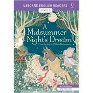 A Midsummer Night´s Dream: Usborne English Readers Level 3 - Kniha