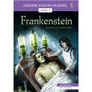 Frankenstein: Usborne English Readers Level 3 - Kniha