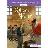 Oliver Twist: Usborne English Readers Level 3 - Kniha
