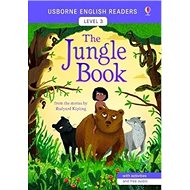 The Jungle Book: Usborne English Readers Level 3 - Kniha