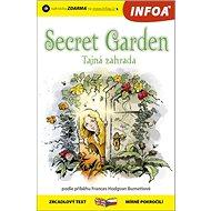 Secret Garden: zrcadlový text A2-B1 mírně pokročilí - Kniha
