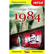 1984: zrcadlový text B1-B2 středně pokročilí - Kniha
