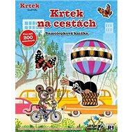 Krtek na cestách Samolepková knížka - Kniha