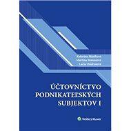 Účtovníctvo podnikateľských subjektov I. - Kniha