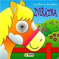 Zvířátka Očíčková knížka - Kniha