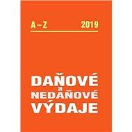 Daňové a nedaňové výdaje 2019 - Kniha