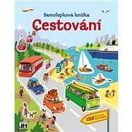 Samolepková knížka Cestování - Kniha