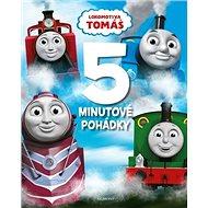 Lokomotiva Tomáš 5minutové pohádky - Kniha
