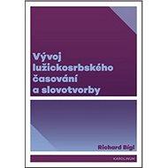 Vývoj lužickosrbského časování a slovotvorby - Kniha