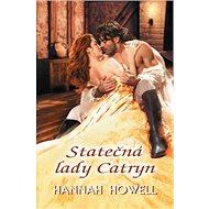 Statečná lady Catryn - Kniha