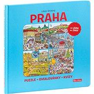 Praha: Puzzle - Omalovánky - Kvízy