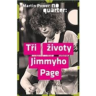 No Quarter Tři životy Jimmyho Page - Kniha