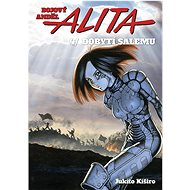 Bojový anděl Alita 4 Dobytí Salemu - Kniha