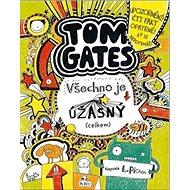 Tom Gates Všechno je úžasný (celkem) - Kniha