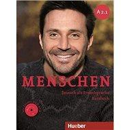 Menschen A2/1: Kursbuch mit DVD-ROM - Kniha
