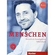 Menschen A2/1: Arbeitsbuch mit Audio-CD - Kniha