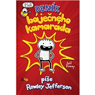 Deník báječného kamaráda: píše Rowley Jefferson - Kniha