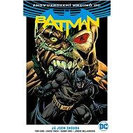 Znovuzrození hrdinů DC: Batman 3: Já jsem zhouba - Kniha