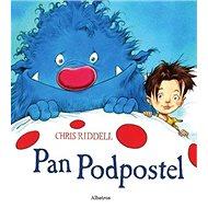 Pan Podpostel - Kniha