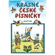 Krásné české písničky - Kniha