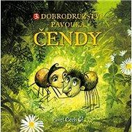 3. Dobrodružství pavouka Čendy - Kniha