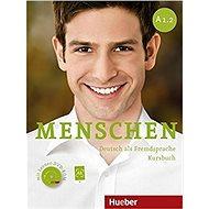 Menschen A1/2: Kursbuch mit DVD-ROM - Kniha