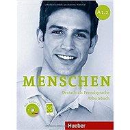 Menschen A1/2: Arbeitsbuch mit Audio-CD - Kniha