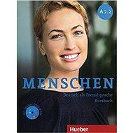 Menschen A2/2: Kursbuch mit DVD-ROM - Kniha