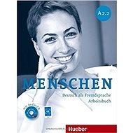 Menschen A2/2: Arbeitsbuch mit Audio-CD - Kniha