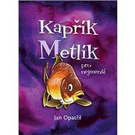 Kapřík Metlík pro nejmenší - Kniha