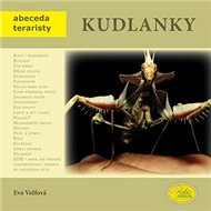Kudlanky - Kniha
