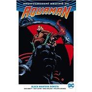 Aquaman 2 Black Mantova pomsta - Kniha