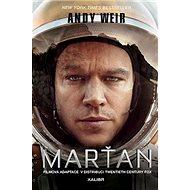 Marťan - Kniha