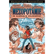 Mezopotámie: Ve službách velekněžky - Kniha