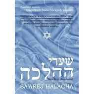 Šaarej halacha - Kniha