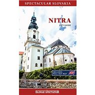 Nitra city guide: Includes pull-out map - Kniha