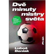 Dvě minuty mistry světa: Osudy stříbrných fotbalistů z MS do 20 let v Kanadě 2007 - Kniha
