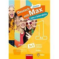 Deutsch mit Max neu + interaktiv 1: Pracovní sešit - Kniha