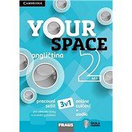 Your Space 2: angličtina - Kniha