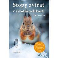 Stopy zvířat v životní velikosti - Kniha