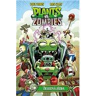 Plants vs. Zombies Železná jízda - Kniha