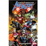 Avengers - Poslední návstěva - Kniha
