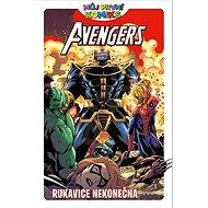 Avengers Rukavice nekonečna - Kniha