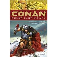 Conan Dcera pána mrazu - Kniha
