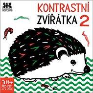 Kontrastní zvířátka 2 - Kniha