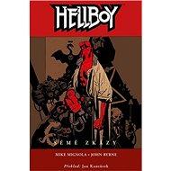 Hellboy Sémě zkázy - Kniha