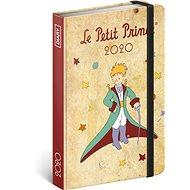 Týdenní diář Malý princ – Princ 2020 - Kniha