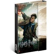 Týdenní magnetický diář Harry Potter 2020 - Kniha