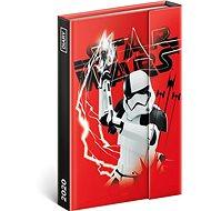 Týdenní magnetický diář Star Wars 2020 - Kniha