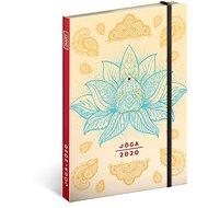 Jóga diář 2020 - Kniha